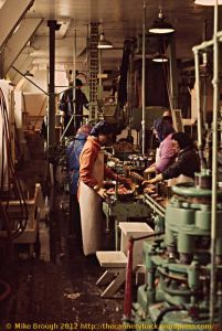 False Pass Alaska Cannery - Peter Pan Seafoods 1973