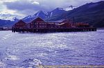False Pass Alaska Cannery Viewed From the Water - 1972, Peter Pan Seafoods