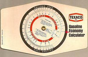 Miles Per Gallon Calculator
